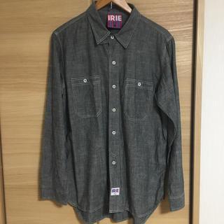 アイリーライフ(IRIE LIFE)のIRIELIFE デニムシャツ [Lサイズ] *美品(シャツ)