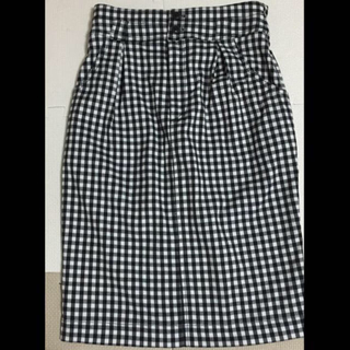 デイシー(deicy)のバックギャザータイトスカート(ひざ丈スカート)