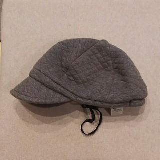 キッズ 帽子 キャスケット 無印