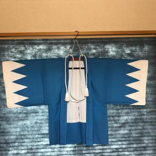 新選組羽織り(着物)