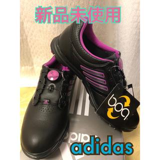 アディダス(adidas)のアディダス ゴルフ シューズ レディース 24cm(シューズ)