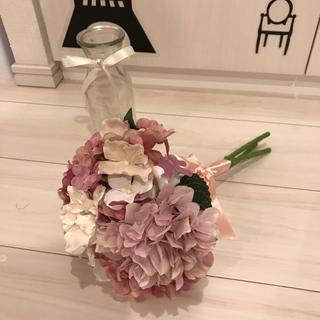 フランフラン(Francfranc)のさき様専用☆Franfran♡造花ブーケ 花瓶付き 美品‼︎(ブーケ)