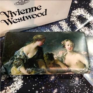 ヴィヴィアンウエストウッド(Vivienne Westwood)の新品 Vivienne長財布 EUROPA WASH ウォレット(財布)