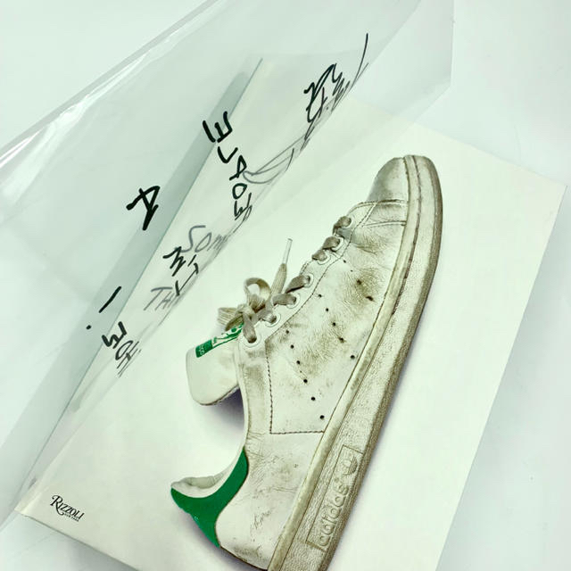 separation shoes 31c80 2c7c6 STAN SMITH SOME PEOPLE THINK I AM A SHOE