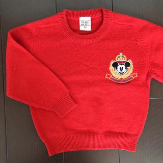 ディズニー(Disney)の値下げします!ミッキーセーター 95(ニット)