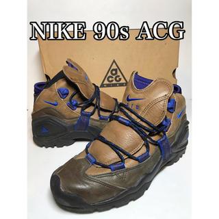 ナイキ(NIKE)のNIKE ナイキ ラティック 2 RATIC 2 96年製 ACG エーシージー(ブーツ)