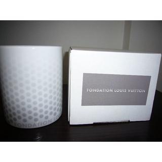 ルイヴィトン(LOUIS VUITTON)のLouis Vuitton ルイヴィトン美術館限定 マグカップ 1点(グラス/カップ)