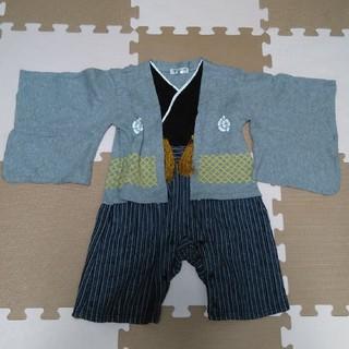 袴*ロンパース*お宮参り*誕生日(和服/着物)