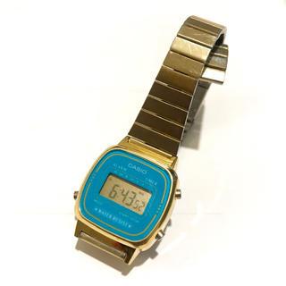 dad70e22d8 カシオ(CASIO)の○値下げ○【海外モデル】CASIO 腕時計 デジタル ゴールド