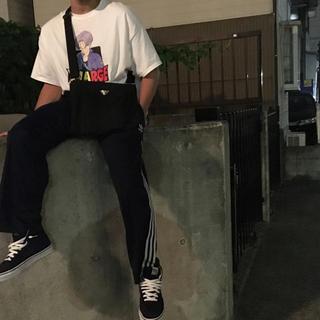 アディダス(adidas)のadidas  3stripe track pants(スラックス)