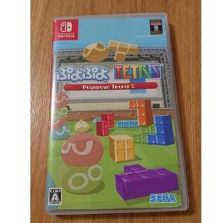 ニンテンドースイッチ(Nintendo Switch)のSwitch ぷよぷよ テトリス S(家庭用ゲームソフト)