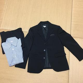 シマムラ(しまむら)の男の子 フォーマルスーツ 3点セット 卒園式 入学式に(ドレス/フォーマル)