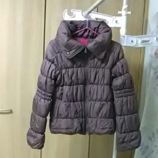 アニタアレンバーグ(ANITA ARENBERG)の中綿入りミニ丈ジャケット(ダウンジャケット)