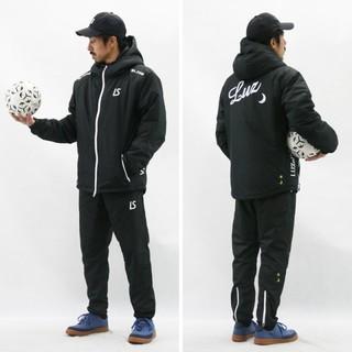 ルース(LUZ)の新品 ルースイソンブラ ハーフ コート ジャケット L  ブラック(ウェア)
