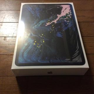 アップル(Apple)のiPad Pro 11インチ 512GB MTXU2J/A シルバー【新品】(タブレット)