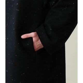 ラッドミュージシャン(LAD MUSICIAN)のLAD MUSICIAN COLLARLESS BIG CHESTER COAT(チェスターコート)