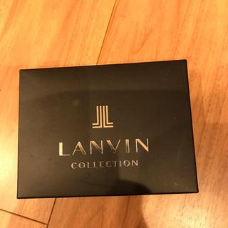 ランバン(LANVIN)のLANVIN   名刺入れ  メンズ(名刺入れ/定期入れ)