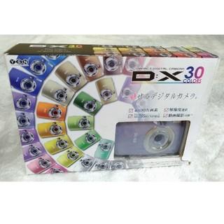 コンパクトデジタルカメラDX 新品 単4電池仕様 付属品付き(コンパクトデジタルカメラ)