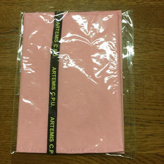 アーテミス(ARTEMIS)のARTEMIS リボンブックカバー 未使用  定価¥756 (その他)