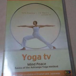 YOGA TV mind peace(スポーツ/フィットネス)
