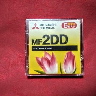 ミツビシ(三菱)の三菱MF2DDフロッピーディスク(5枚)(その他)