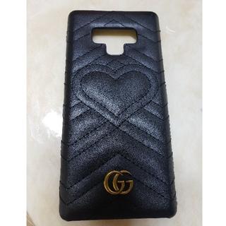 ギャラクシー(galaxxxy)の新品 GALAXY note9 Gucci ケース カバー(Androidケース)