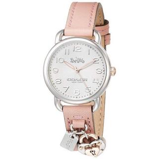 8f86a6a9a7b2 ... ピンクレザー 14502717. ¥16,480. コーチ(COACH)の新品 COACH 腕時計 レディース 可愛いチャーム  14502969(腕時計)