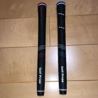 ゴルフプライド(Golf Pride)のゴルフグリップ 65g ミッドサイズ 2本 ⛳️(クラブ)