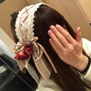 アリスアンドザパイレーツ(ALICE and the PIRATES)のヘッドドレス☆カチューシャ(ヘアアクセサリー)
