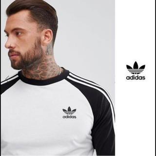 アディダス(adidas)のadidas トップス 最終値下げ!売れなければ消します(Tシャツ(長袖/七分))