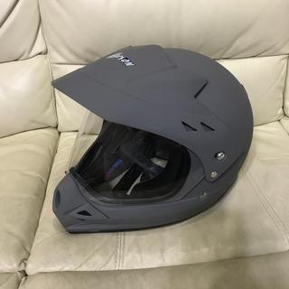 ヤマハ(ヤマハ)のオフロード モトクロス ヘルメット(モトクロス用品)