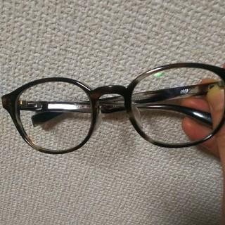 フォーナインズ(999.9)の999.9 メガネ(サングラス/メガネ)