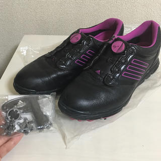 アディダス(adidas)のアディダス ゴルフ スパイク(シューズ)
