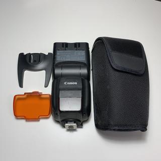 キヤノン(Canon)のCanon スピードライト 430EX III-RT(ストロボ/照明)