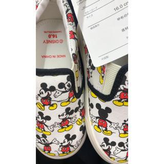 ディズニー(Disney)のミッキー 靴 グッズ 衣類 色々あり 他サイズ お尋ねください 元払可↓(スニーカー)