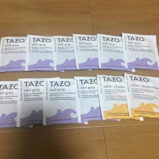 ◎ 紅茶  TAZO  ティー セット(茶)