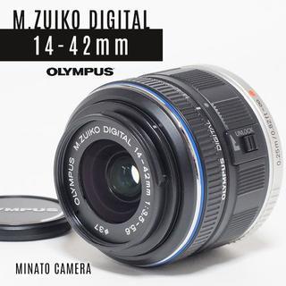 オリンパス(OLYMPUS)の並品★M.ZUIKO DIGITAL 14-42mm F3.5-5.6 Ⅱ(レンズ(ズーム))