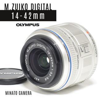 オリンパス(OLYMPUS)の良品★M.ZUIKO DIGITAL 14-42mm F3.5-5.6 Ⅱ(レンズ(ズーム))