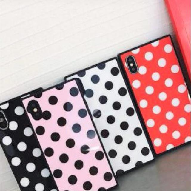 dior iphone7 ケース 安い | アイフォンケース☆4色☆ドッド柄☆水玉☆スマホケース☆iPhone7.8.Xの通販 by shima♡'s shop|ラクマ