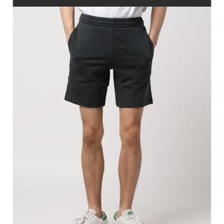 アディダス(adidas)のアディダスオリジナルス ショートパンツ  ダークグレー  L(ショートパンツ)