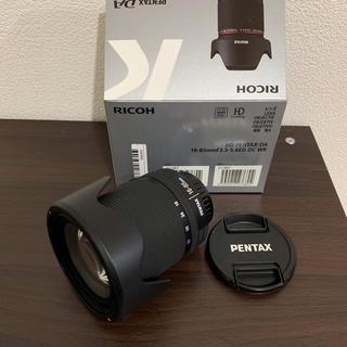 ペンタックス(PENTAX)のpentax da16-85mm f3.5-5.6 ED DC WR(レンズ(ズーム))