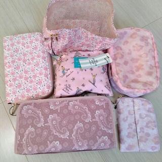 アナスイ(ANNA SUI)の新品未使用★ANNA SUI★スーベニアアナスイ ピンク系福袋(財布)