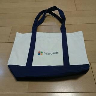 マイクロソフト(Microsoft)のトートバッグ👜✨(トートバッグ)