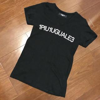 1piu1uguale3×沢尻エリカコラボ Tシャツ