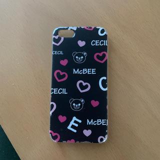 セシルマクビー(CECIL McBEE)のセシル♡iPhone5s(iPhoneケース)