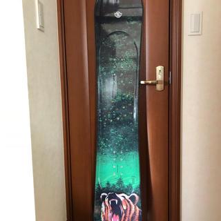 シムス(SIMS)のスノーボード 145 SIMS【美品】(ボード)