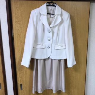入学式に  ママスーツ15号(スーツ)