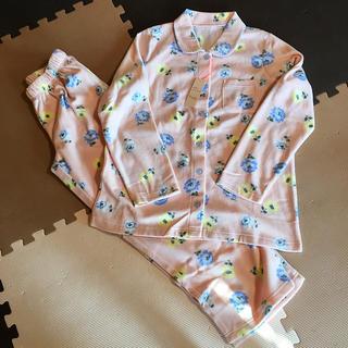アモスタイル(AMO'S STYLE)のパジャマ AMO STYLE Mサイズ 花柄 新品 未使用(パジャマ)
