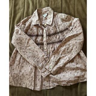 シリリュス(CYRILLUS)のシリリュス♡シャツ♡サイズ8A(126)♡美品です(ブラウス)