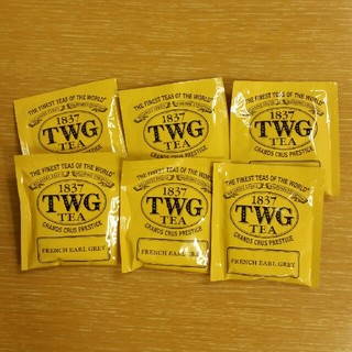 ルピシア(LUPICIA)のお値下げ!TWG 紅茶 シンガポール(茶)